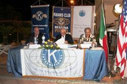 KC Peloro Messina e KC Rometta Antonello da Messina - Festa d'estate e service
