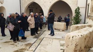 KC Lentini -Visita culturale al quartiere ebraico di Siracusa in ...