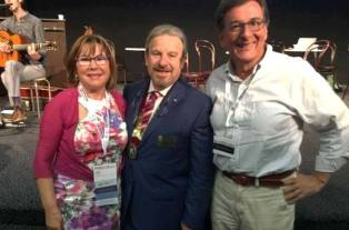Il Kiwanis Club Pescara alle Convention di Parigi