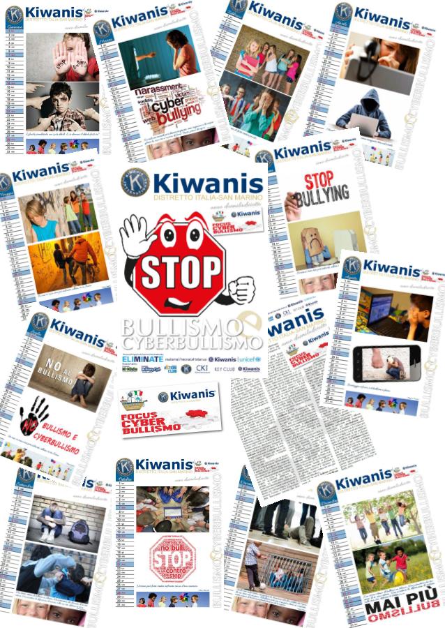 calendario kiwanis 2018