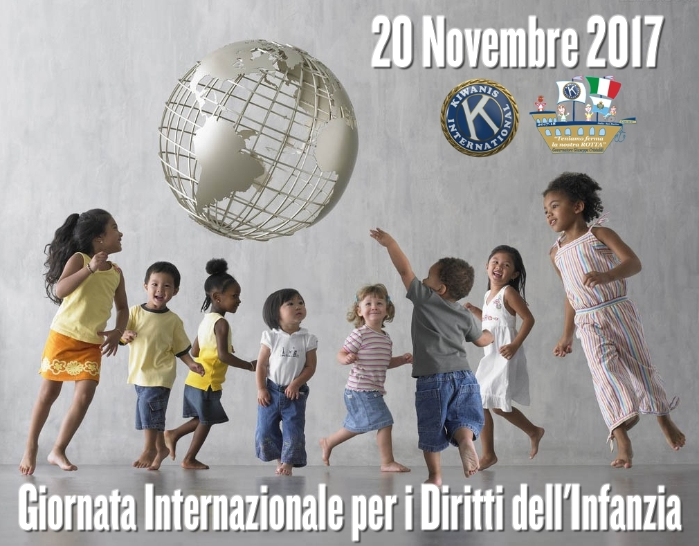 Giornata internazionale per i diritti infanzia