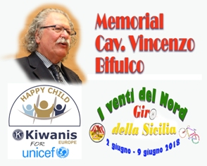 Dal Chair Happy Child G. Bellina - Memorial Vincenzo Bifulco e Happy Child in Sicilia promosso dal KC Varese