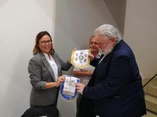 KC Ferrara - Evento benefico a favore all'ARMR con Rotary e