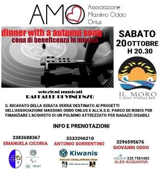 KC Pescara Castellammare - Evento benefico in musica per raccolta fondi