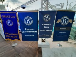 KC Pescara Castellammare - Festa dell'estate in interclub e lotteria di beneficenza