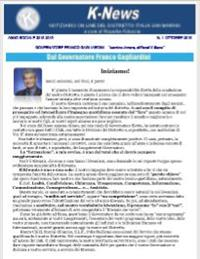 Newsletter Distrettuale