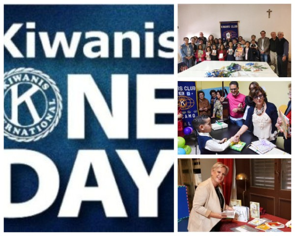 Divisione 7 Sicilia - Progetto Kiwanis One Day dei Club