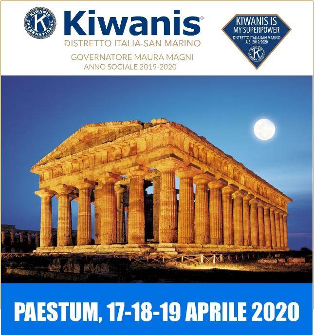 Convention straordinaria Paestum